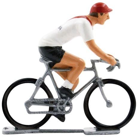 Faema K-W - Miniature racing cyclists