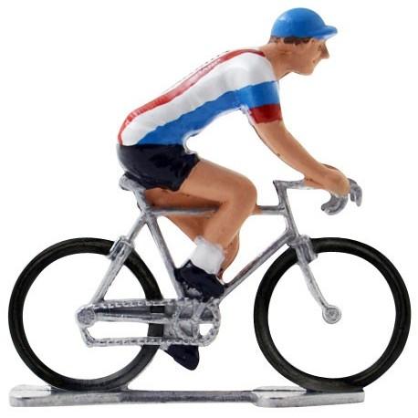Garmin-Sharp K-W - Miniature racing cyclists
