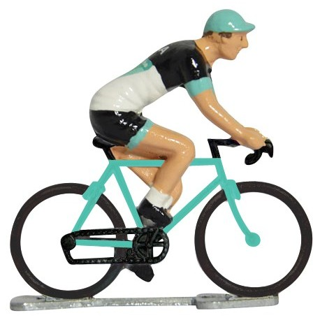 Bora Hansgrohe 2019 K-WB - Miniature cycling figures