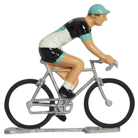 Bora Hansgrohe 2019 K-W - Miniature cycling figures