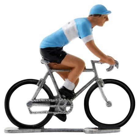 Bianchi-Ursus K-W - Miniature racing cyclists