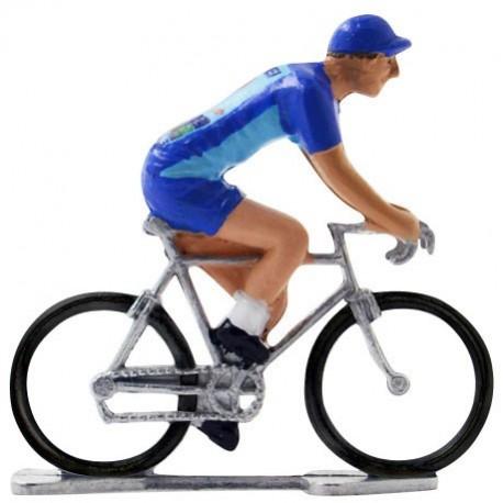 Mapei-GB K-W - Cyclistes miniatures