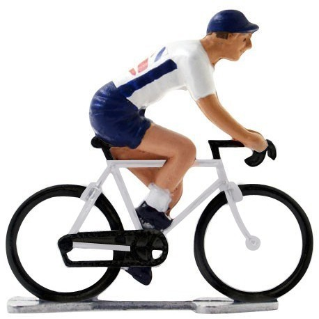 Great-Britain world championship K-WB - Miniature cyclist figurines
