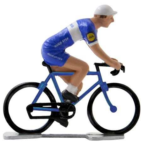 Deceuninck - Quick Step 2019 K-WB - Figurines cyclistes miniatures