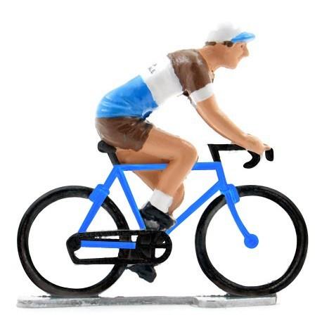 AG2R 2019 K-WB - miniature cycling figures