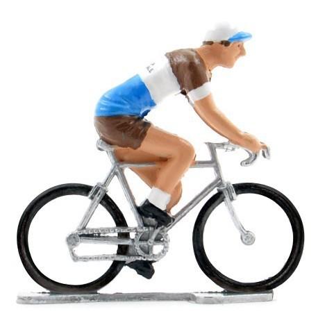 AG2R 2019 K-W - miniature cycling figures