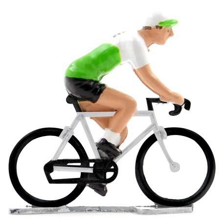 Dimension Data 2019 K-WB - Miniature cycling figures