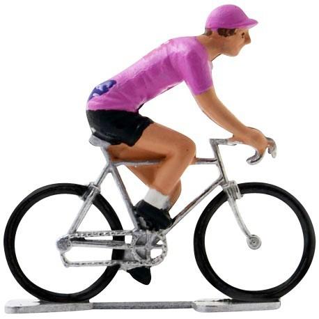 EF Drapac 2019 K-W - Figurines cyclistes miniatures