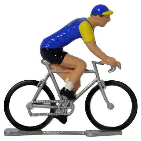 Kas Kaskol K-W - cyclistes figurines