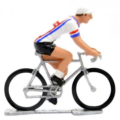DAF-Cote d'or K-W - Miniature racing cyclists