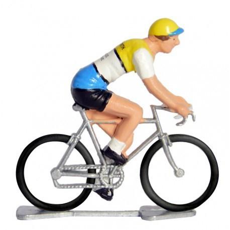Pelforth-Sauvage Lejeune K-W - miniature cyclists