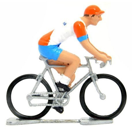 Rabobank K-W - Miniatuur renners