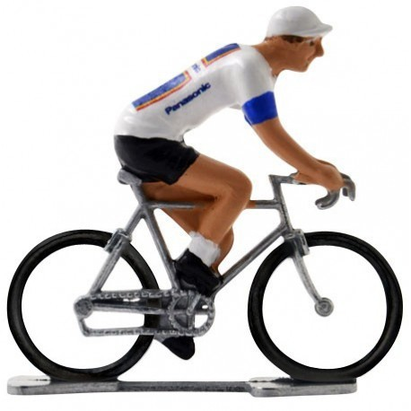 Panasonic 1984 K-W - Cyclistes figurines