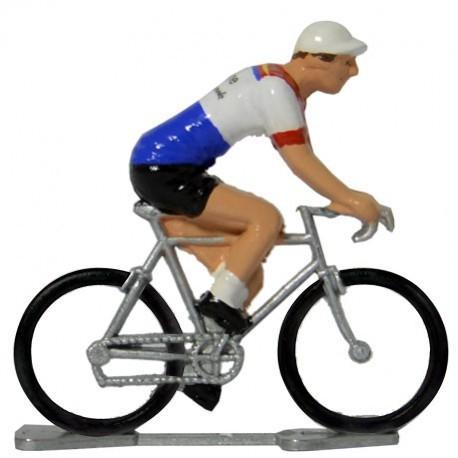 Gitane-Campagnolo K-W - cyclistes figurines