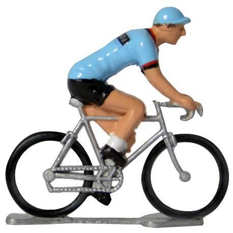 Salvarani K-W - cyclistes figurines
