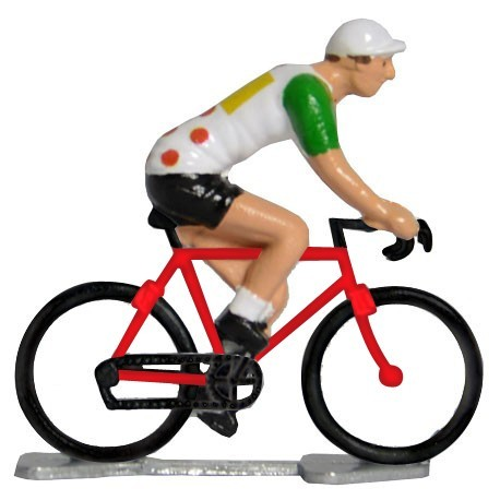 maillot du combiné K-WB - Cyclistes figurines
