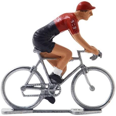 Ineos 2019 - Figurines cyclistes miniatures