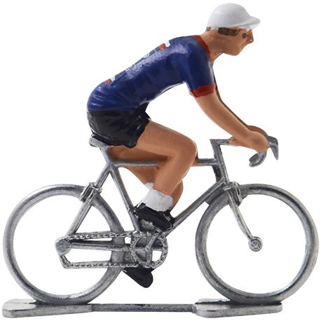 US Postal - Cyclistes figurines