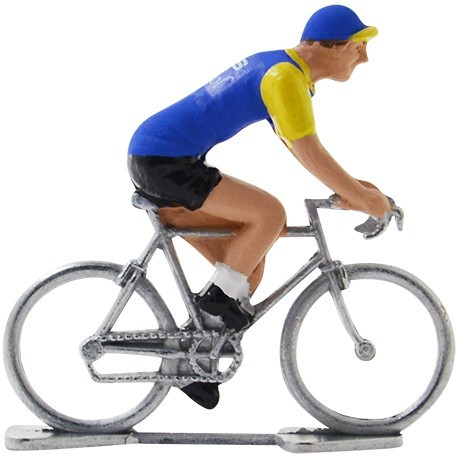 Kas Kaskol - miniature cyclists