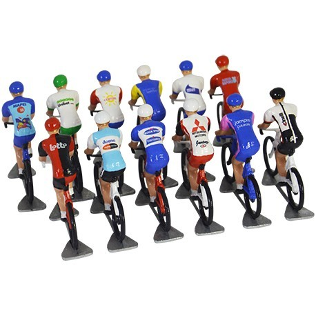 Frank Vandenbroucke Ultimate Collection - Cyclistes figurines