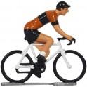Molteni K-WB - Miniature racing cyclists