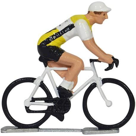 Renault-Elf K-WB - Cyclistes figurines