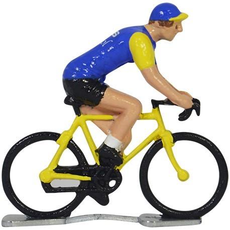Kas Kaskol K-WB - miniature cyclists