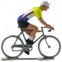 ADR - Miniature cyclist figurines