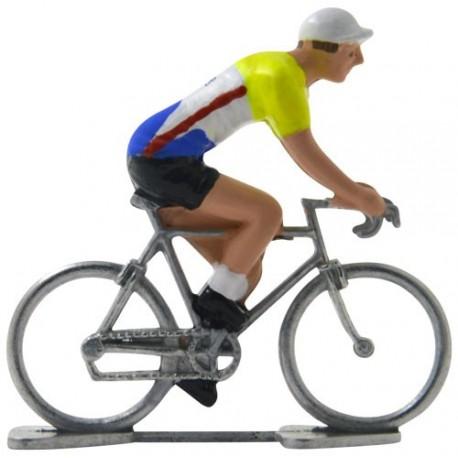 ADR - Cyclistes miniatures