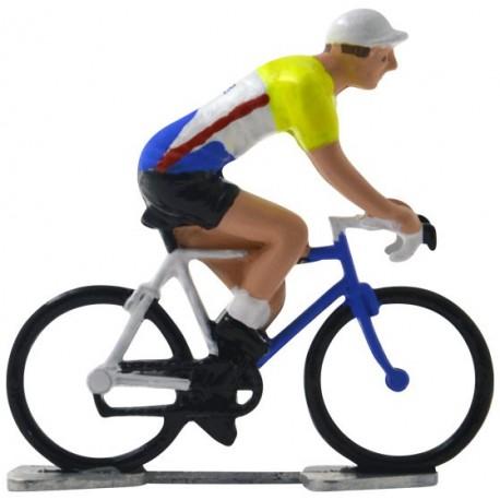 ADR K-WB - Miniature cyclist figurines