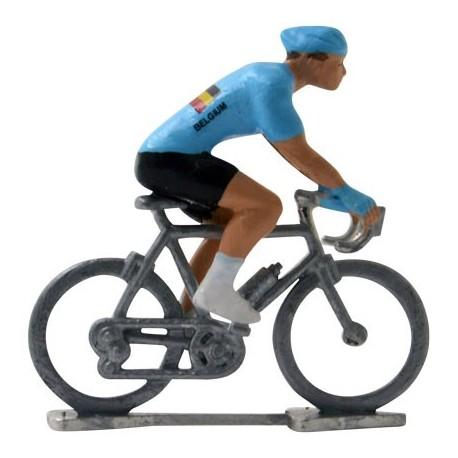 Belgique Championnat du monde H - Cyclistes miniatures