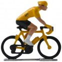 Yellow jersey HD-WB - Miniature cyclists