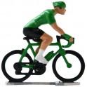Groene trui HD-WB - Miniatuur wielrennertjes