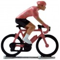 Maillot rose HD-WB - Figurines cyclistes miniatures