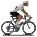 Worldchampion H - Miniature cyclist figurines