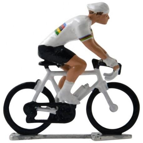 Champion du monde H-WB - Cyclistes miniatures