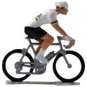Champion du monde HD-W - Cyclistes miniatures