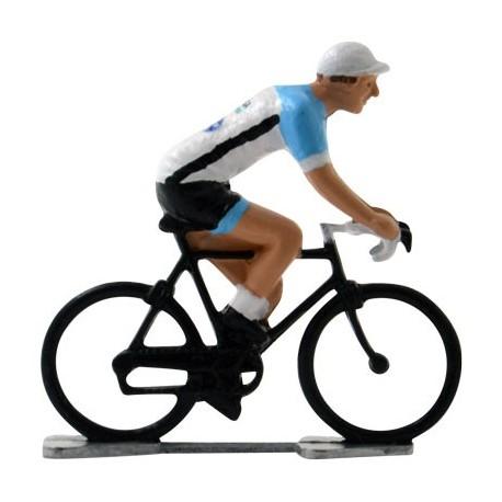 Omega Pharma - Quickstep 2013 K-WB - Miniatuur wielrenner