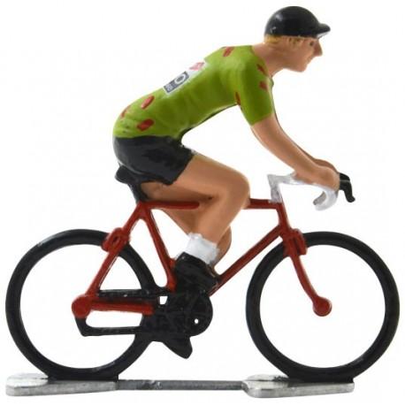 Superconfex K-WB - miniature racing cyclists