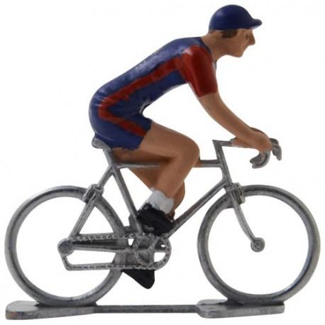 United States worldchampionship - Miniature cyclist figurines