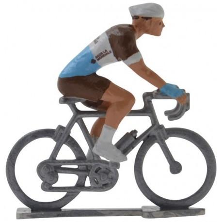 AG2R 2020 H - figurines cyclistes miniatures