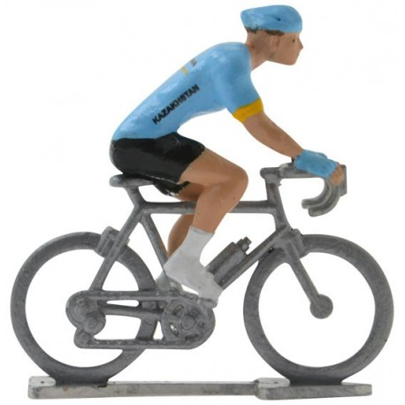 Astana 2020 H - Miniature cycling figures