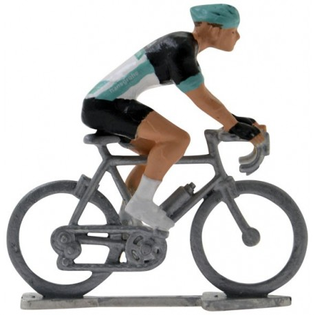Bora Hansgrohe 2020 H - Miniature cycling figures