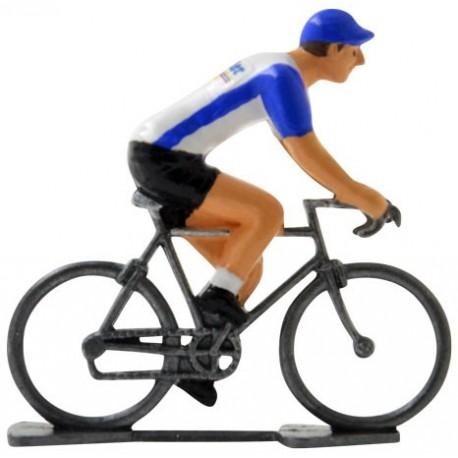Buckler - Miniature racing cyclists