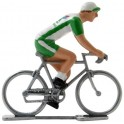 Credit agricole - Miniature racing cyclists