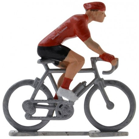 Sunweb 2020 H - Miniature cycling figures