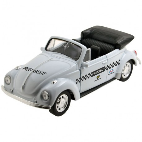 Team car mini Peugeot - Voitures miniatures