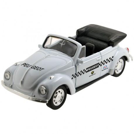 Volgwagen mini Peugeot - Miniatuur wagentjes