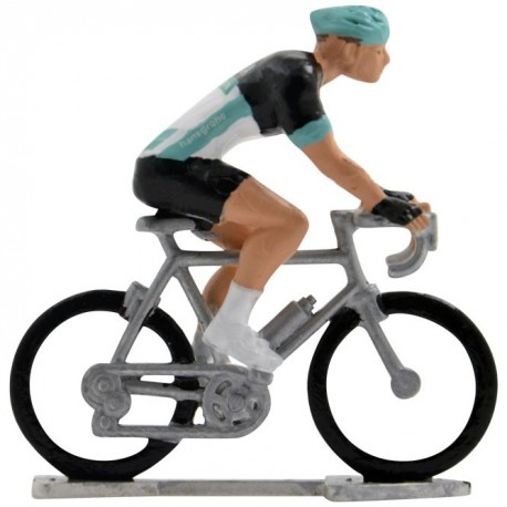 Bora Hansgrohe H-W - Miniature cycling figures