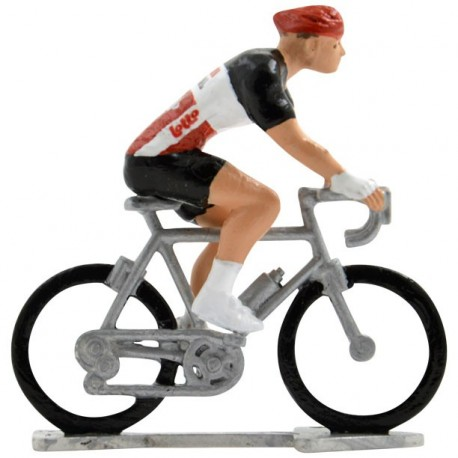 Lotto-Soudal 2020 H-W - Figurines cyclistes miniatures